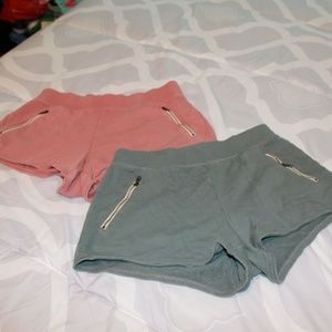 Set of Two Aerie Shorts